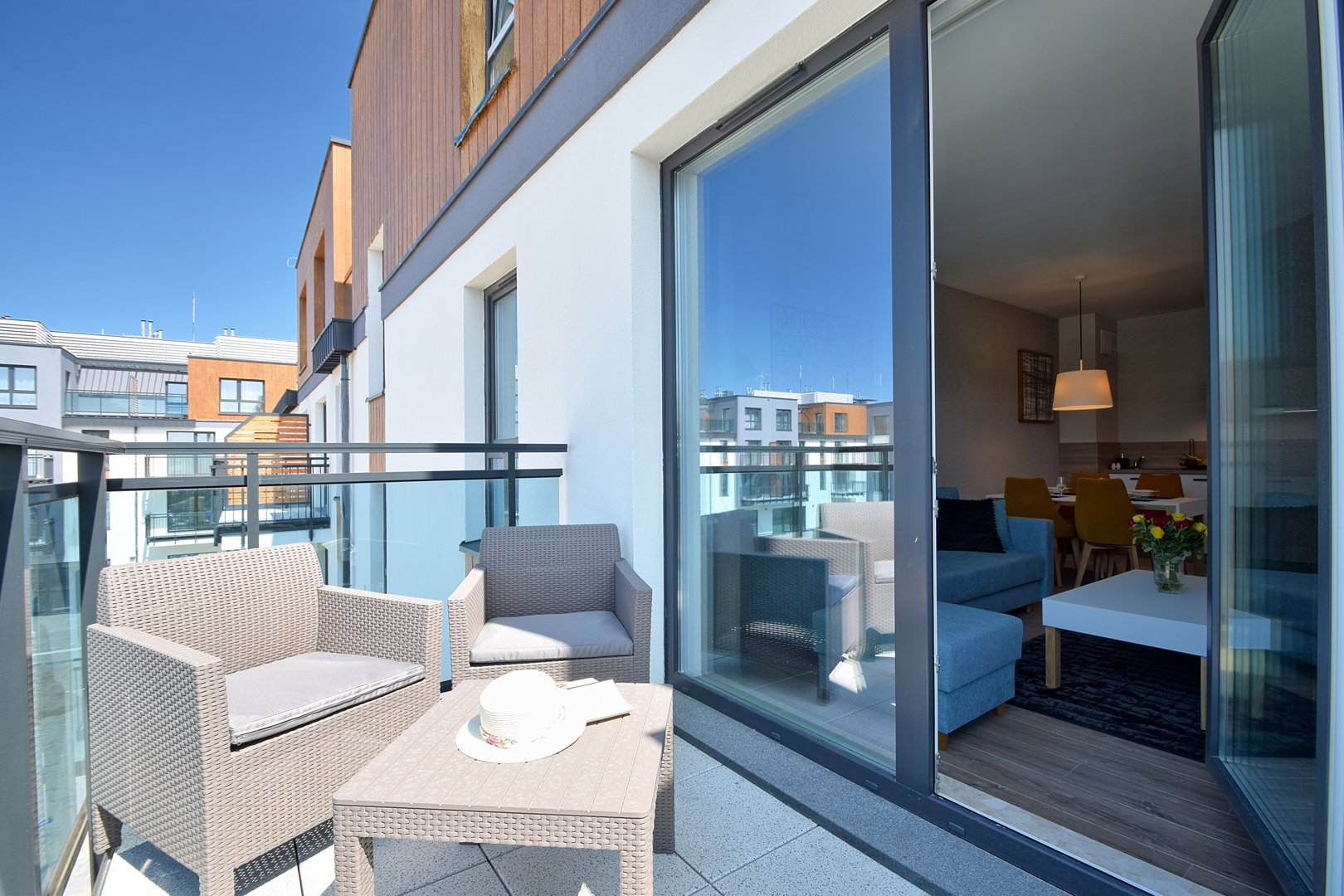 Komfortables Apartment Bel Mare